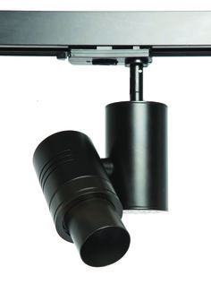 The TRi-TASK-LED with snoot - from Photec Lighting.