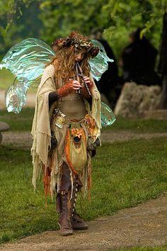 Twig the fairy by atistatplay.deviantart.com. #fairycostume #fairy