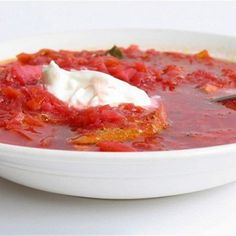Борщ вегетарианский рецепт – вегетарианская еда: супы. «Афиша-Еда»