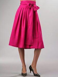 yo elijo coser: DIY: Cómo hacer una falda o un vestido envolvente
