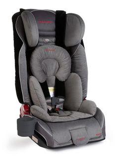 Diono Radian RXT Convertible Car Seat, Storm