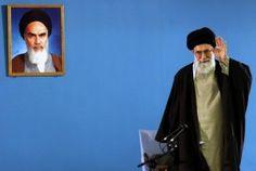 Iran's supreme leader, Ayatollah Ali Khamenei (Bloomberg News/ILNA/document IRAN)