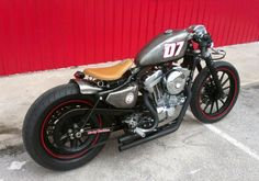 Image result for sportster bobber More