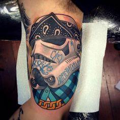 Tattoo done by Jack GOKS Pearce.