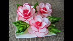 Radieschenblumen / Rose