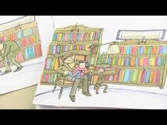 Juana Medina shows how she created the art for Juana & Lucas - YouTube