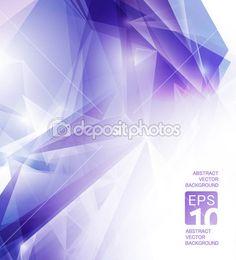 Абстрактный фон высоких технологий - вектор — Stock Illustration #5715401