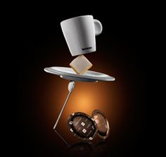 Nespresso professional accessories for machines
