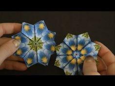 New video just uploaded!  Teabag Folding - YouTube