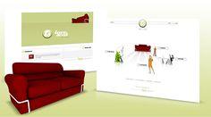Loveseat   Objetivo: Presencia y proyección de la marca en Internet.