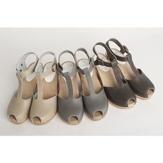 Sven Clogs T-Straps - Peep Toes - High Heels http://www.svensclogs.com/catalogsearch/result/?q=476-83
