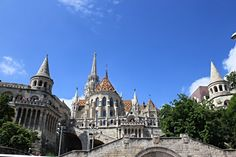 fisherman's bastion, budapest, hungary | the belle abroad
