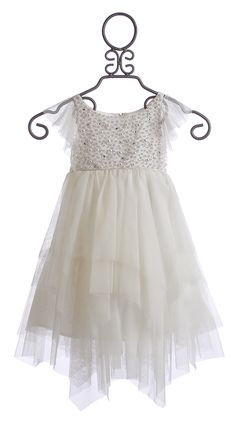 Biscotti Once Upon a Princess Dress with Beading $126.00