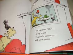 Dr. Seuss with a Mormon Twist