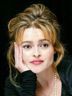 Helena Bonham Carter, blonde