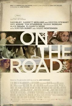 On the Road (2012) by Walter Salles