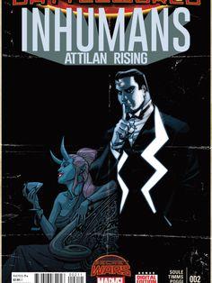 Inhumans: Attilan Rising #2
