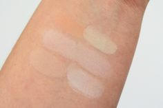 Ambient Lighting Powders (Top to bottom) Left column: Radiant, Incandescent, Dim Right column: Diffused, Mood, Ethereal
