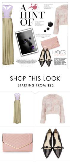 """LATTORI dress"" by water-polo ❤ liked on Polyvore featuring Lattori, RED Valentino, Sasha, 3.1 Phillip Lim, Tiffany & Co., polyvoreeditorial and lattori"