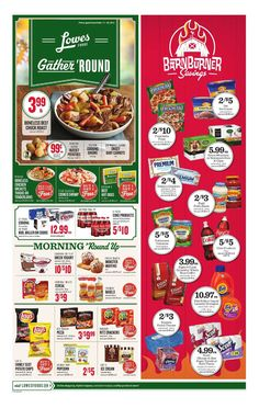 Lowes Weekly Ad September 14 - 20, 2016 - http://www.olcatalog.com/grocery/lowes-weekly-ad-circular.html