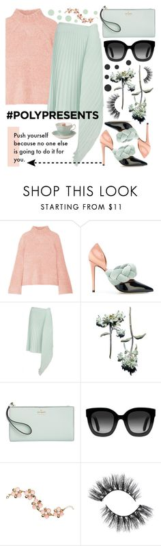 """🔝🔝🔝"" by sanela-enter ❤ liked on Polyvore featuring Ulla Johnson, Marco de Vincenzo, Dagmar, Kate Spade, Gucci, Avon, Royal Albert, outfit and inspiration"