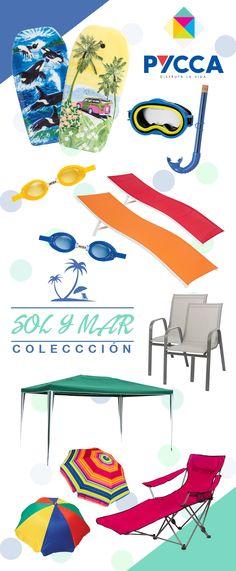 COLECCION SOL Y MAR / PYCCA / HOGAR / ESTILO / MUEBLES /PLAYA /MAR