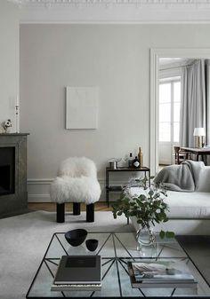 AuBergewohnlich Gestalten, Wohnzimmer, Raum, Einrichten Und Wohnen, Dekoration,  Zimmereinrichtung, Graue Innenräume, Schwedisches Interieur, Design Blogs