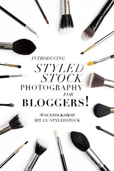 Shay Cochrane / Announcing, styled stock photography for bloggers!