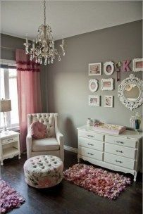 Cute Girl Bedroom Decoration Idea 125