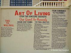 Art Of Living Morne Diablo Trinidad, photographed by Rachel Amy Rochford