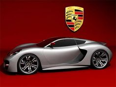 New Porsche Super Car Concept #porsche