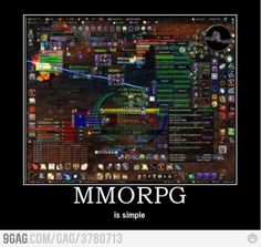 Just a World of Warcraft