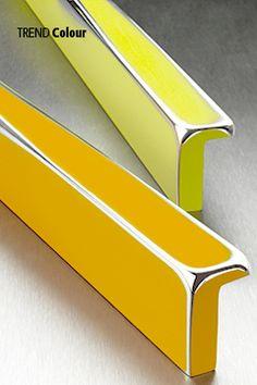 Trend Colour #moebelgriff #furniture #knob #furniture #interieur #moebel #griffe #handles #unionknopf