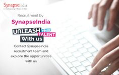 SynapseIndia Recruitment is the full proof process with international standards: SynapseIndia Recruitment for B.Tech/MCA freshers