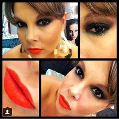 #regram da @fabianeamorim, do Beauty Team da NYX do Boulevard Belém, usando o Matte Lipstick Indie Flick #batomdodia #mattelipstick #indieflick #beautyteam #nyxbelem
