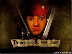 Pirates of Mr. Bean