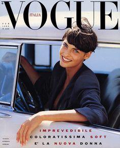 Steven Meisel - Vogue Italia, febbraio 1989