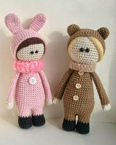 Are you a fan of kawai crochet amigurumi dolls? Pay attention to our collection of amigurumi doll patterns! Here you can find a lot of different amigurumi dolls and doll crochet patterns to fit every taste and skill level. Crochet Animal Patterns, Crochet Doll Pattern, Stuffed Animal Patterns, Crochet Animals, Crochet Dolls, Doll Patterns, Amigurumi Free, Crochet Patterns Amigurumi, Amigurumi Doll