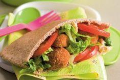20 jídel do krabičky | Apetitonline.cz Hummus, Sandwiches, Tacos, Pizza, Menu, Mexican, Fit, Ethnic Recipes, Homemade Hummus