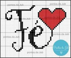 Jesus with heart x-stitch Mini Cross Stitch, Cross Stitch Heart, Crochet Diagram, Crochet Chart, Filet Crochet, Blackwork Embroidery, Cross Stitch Embroidery, Modern Cross Stitch Patterns, Cross Stitch Designs