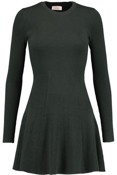 A.L.C. MIRIAM RIBBED-KNIT DRESS £192.50 http://www.theoutnet.com/product/913140