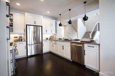 White Rustic Kitchen by Calgary Interior Designer 5