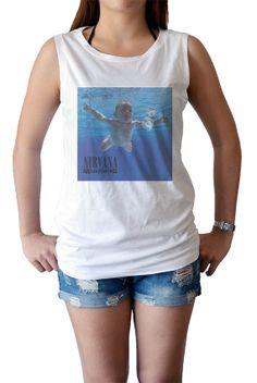 Nirvana Hanson  women's singlet Tank Top shirt  by maibork555, $15.99