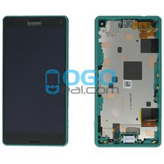 For Sony Xperia Z3 Compact/Z3 Mini LCD & Touch Screen Assembly With Frame Replacement- Black/Green @ http://www.ogodeal.com/for-sony-xperia-z3-compact-z3-mini-lcd-digitizer-touch-screen-assembly-with-frame-black-green.html