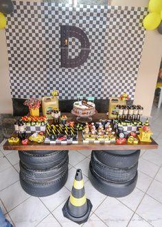 Decoração - Festa Carros