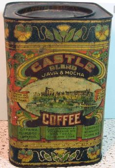 Castle Blend Java & Mocha Coffee