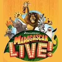 SPECIAL OFFER: Tickets for Madagascar Live! UK tour now available for £20 (40% off).  The family musical spectacular begins touring in January, offer ends on 9th March 2013.