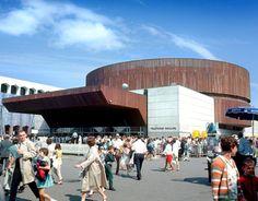The Telephone Pavilion (Expo 67)