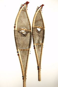 fine looking snowshoes