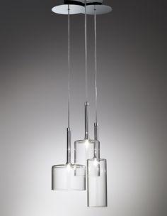 SPILLRAY Lampada a sospensione Linea Axo Light by AXO LIGHT design Manuel Vivian